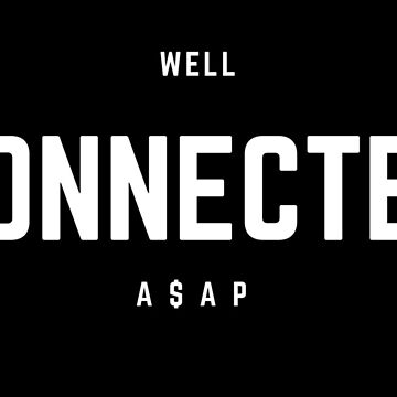 well connected- A$AP ROCKY by mowlasdesigns
