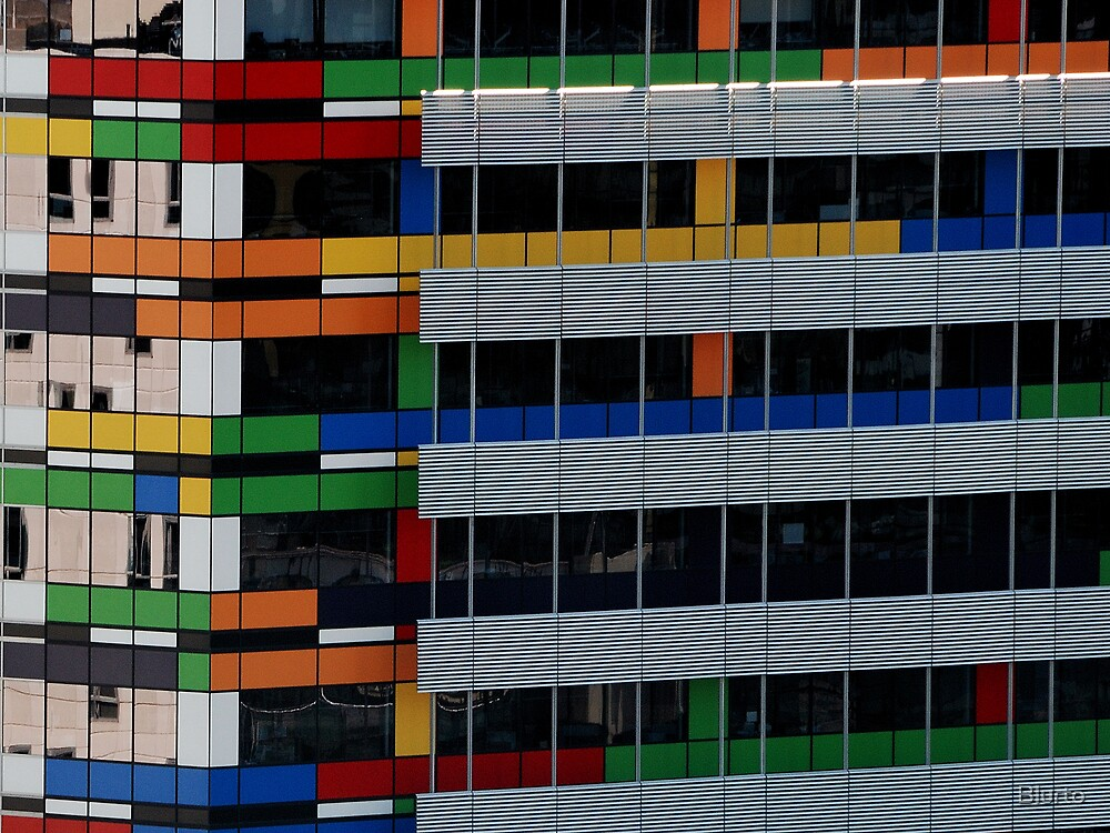 The Rubic Building? by Blurto