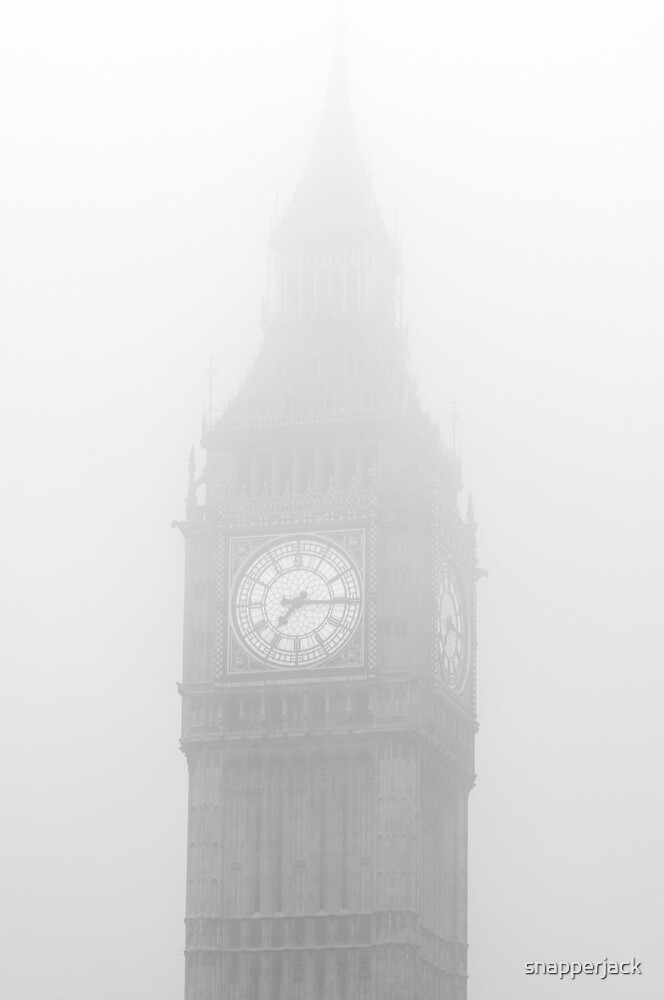 Fog by snapperjack