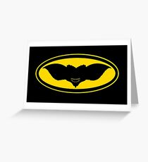 Gotham Gremlin Greeting Card