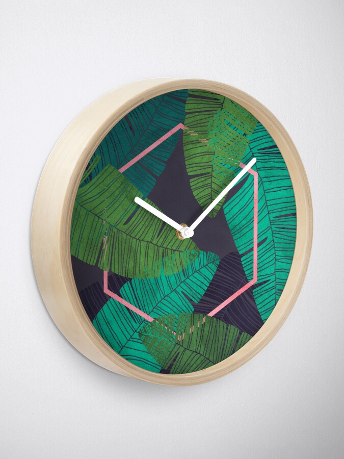 Alternate view of Mirage Clock