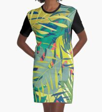 Eden Graphic T-Shirt Dress