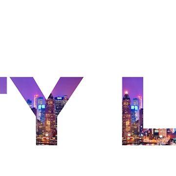 New York City Life by Lavenna