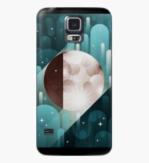 Fly me to the Moon Case/Skin for Samsung Galaxy