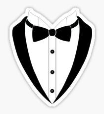 Tuxedo Tux Sticker