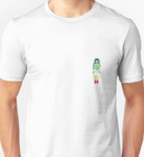 The Simpsons Fashion Barbie Illustration by Jayne Kitsch T-Shirt