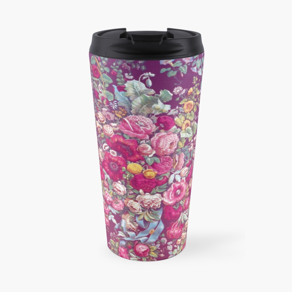 & quot; Bouquety & quot; Thermosbecher