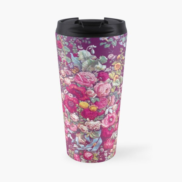 Bouquety Travel Mug
