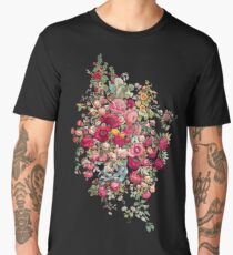 """Bouquety"" Men's Premium T-Shirt"