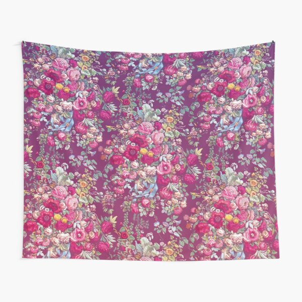 Bouquety Tapestry