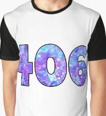 406 Montana Graphic T-Shirt