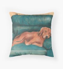 Life Could Be a Dream Throw Pillow