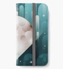 Fly me to the Moon iPhone Wallet/Case/Skin