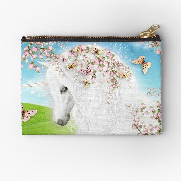 Dreamy Unicorn Zipper Pouch
