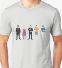 The Many Faces of Jimmy Fallon Unisex T-Shirt