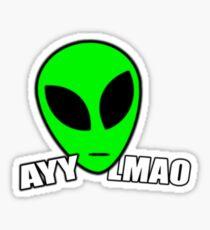 Ayy Lmao Sticker