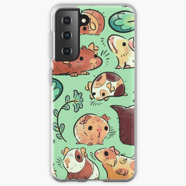 Guinea Pig Huddle Samsung Galaxy Soft Case