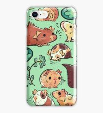 Guinea Pig Huddle iPhone Case/Skin