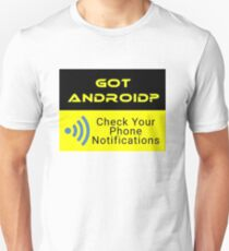 Advertise Relationship Marketing Devices! T-Shirt