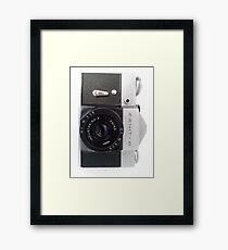 Zenit B 35mm SLR Framed Print