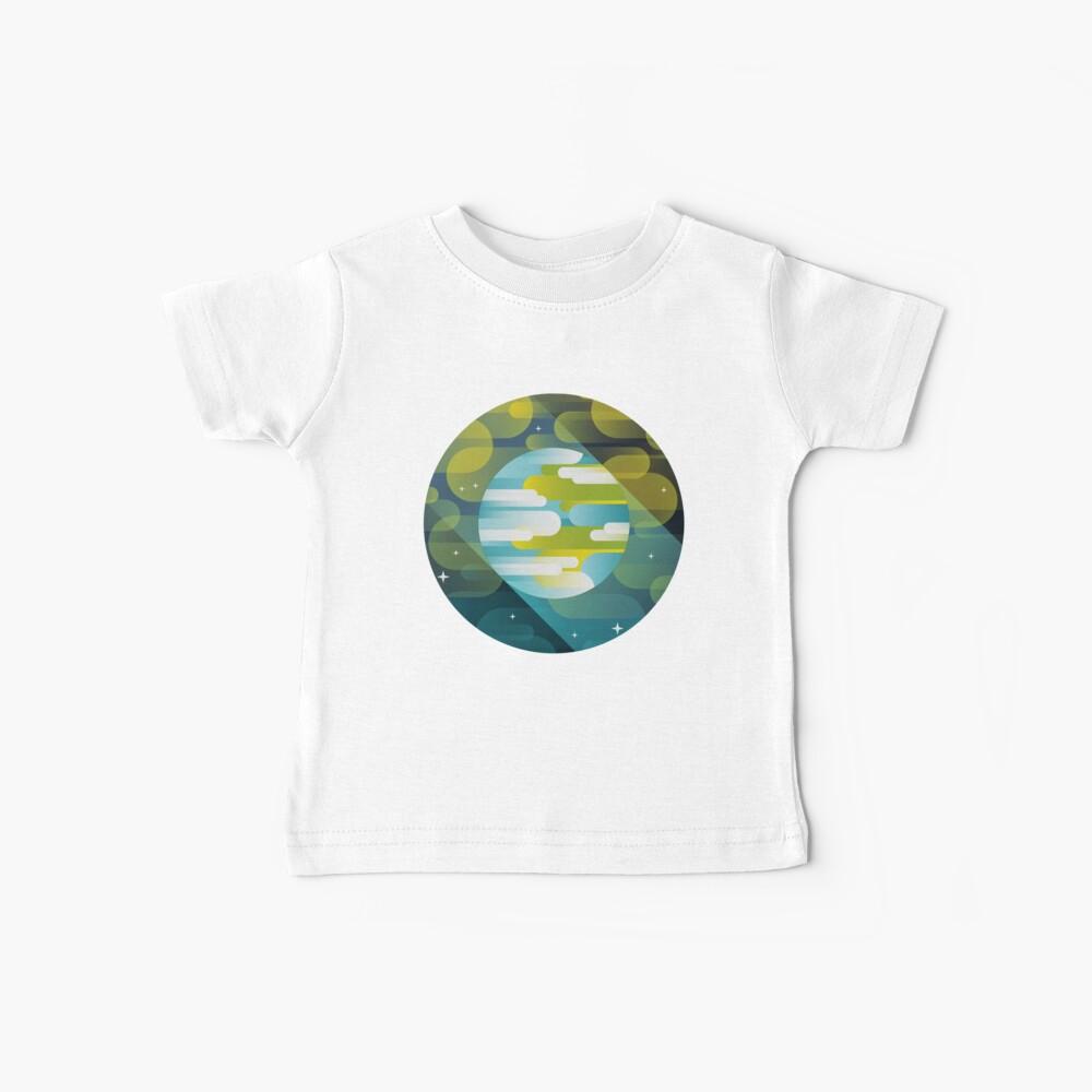 Vuelve a casa Camiseta para bebés
