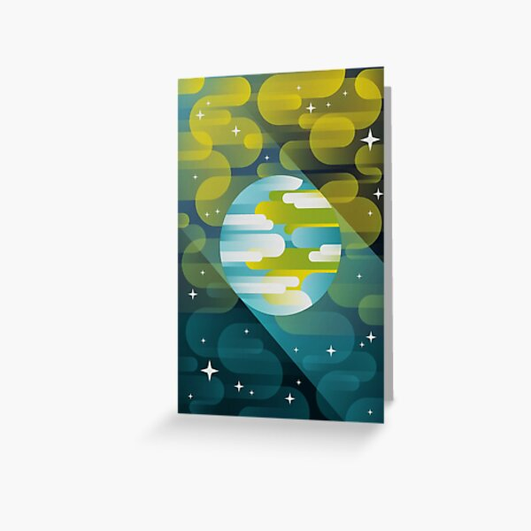 Come back Home Greeting Card