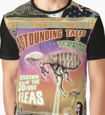 Astounding Tales Graphic T-Shirt