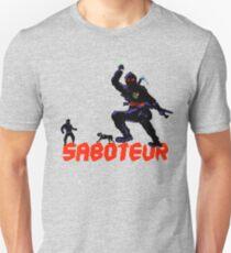 Gaming [C64] - Saboteur T-Shirt