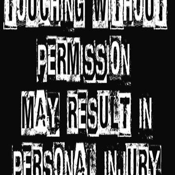Touching Without Permission by Jakemc1872