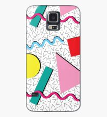 Memphis 80's Pattern Case/Skin for Samsung Galaxy