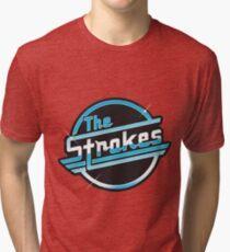 THE STROKES Tri-blend T-Shirt