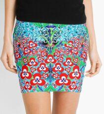 Ottoman Arap Sumbulu Mini Skirt