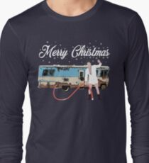 Cousin Eddie, Shitter was full Long Sleeve T-Shirt