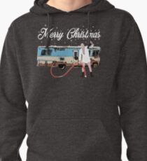 Cousin Eddie, Shitter was full Pullover Hoodie