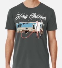 Cousin Eddie, Shitter was full Men's Premium T-Shirt