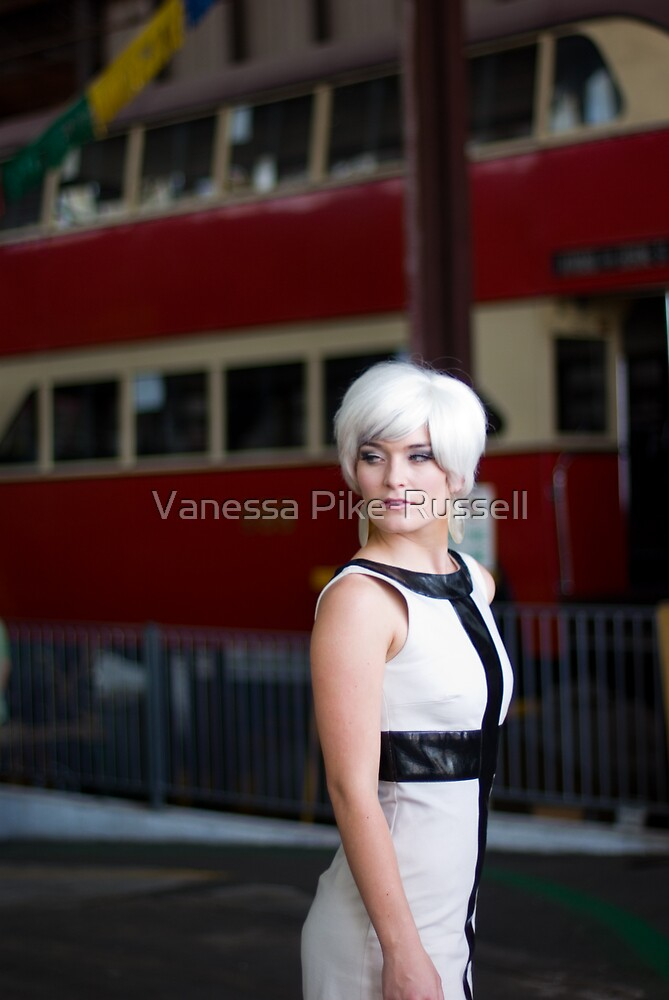 Michaela IX by Vanessa Pike-Russell
