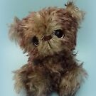 'Brundle' from Teddy Bear Orphans by Penny Bonser