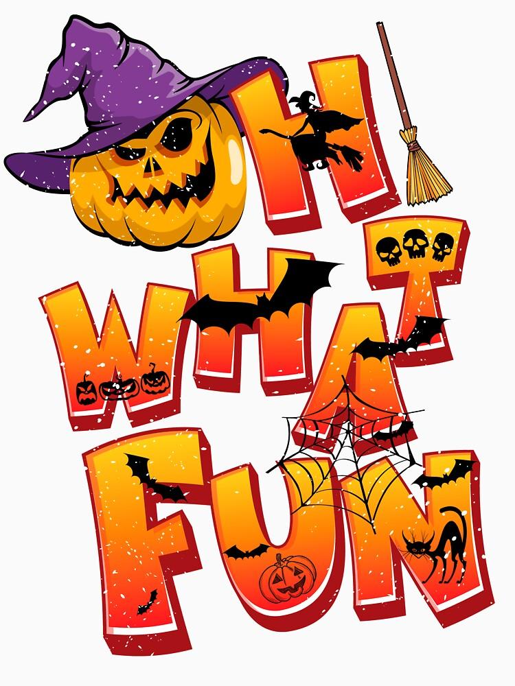 pumpkins oh what fun halloween  by bestdesign4u