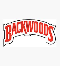 BACKWOODS Photographic Print