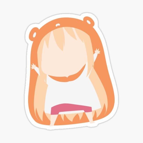 himouto umaru chan stickers redbubble