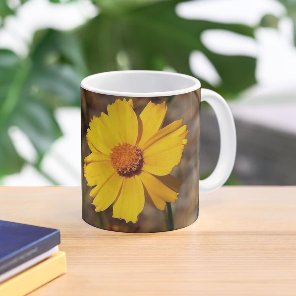 Small Sunflower in Southern California Mug