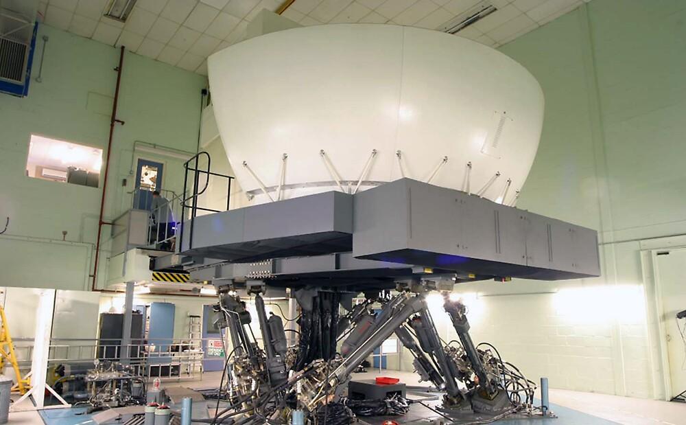 Concorde simulator by Twscats
