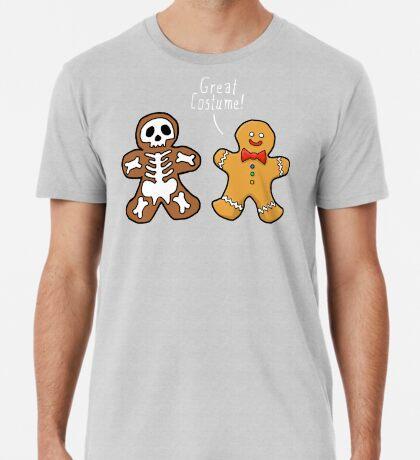 Gingerdead Halloween costume Premium T-Shirt