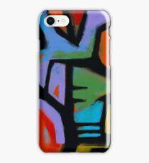 Jungle Red 1 iPhone Case/Skin