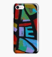 Jungle Red 2 iPhone Case/Skin