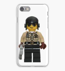 LEGO Traffic Cop iPhone Case/Skin