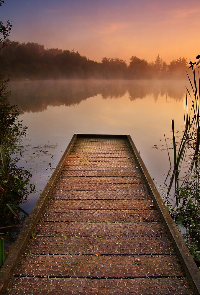 Still Waters by Andrew Leighton