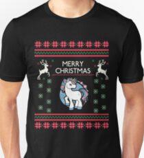 Christmas Unicorn T-Shirt