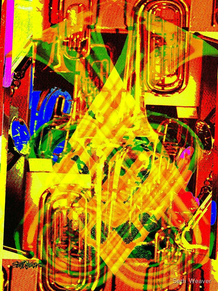 Brass Attack by Seth  Weaver
