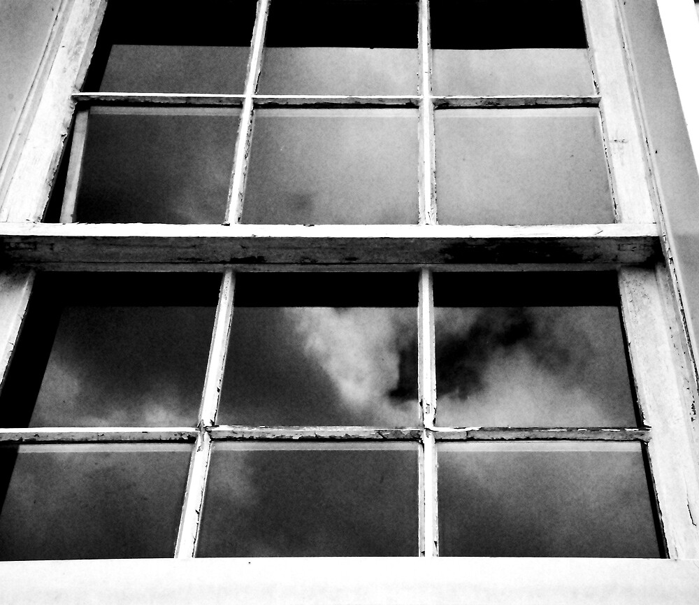 Cloud Window by Kelly Connolly
